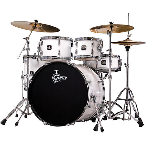Gretsch Drums Energy 5-Piece Drum Set With Hardware and Sabian Cymbals-thumbnail