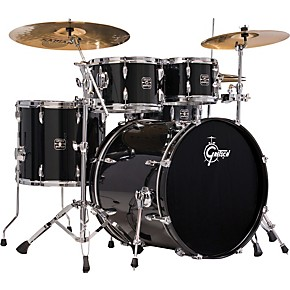 gretsch drums energy 5 piece drum set with hardware and sabian sbr cymbals guitar center. Black Bedroom Furniture Sets. Home Design Ideas