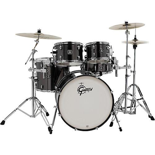 gretsch drums energy 5 piece drum set with zildjian cymbals guitar center. Black Bedroom Furniture Sets. Home Design Ideas