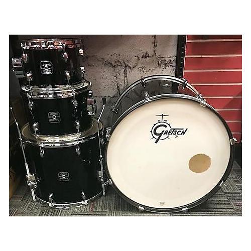 used gretsch drums energy drum kit black guitar center. Black Bedroom Furniture Sets. Home Design Ideas
