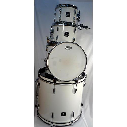 used gretsch drums energy drum kit alpine white guitar center. Black Bedroom Furniture Sets. Home Design Ideas