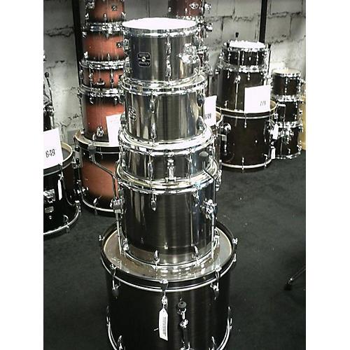 used gretsch drums energy drum kit chrome silver guitar center. Black Bedroom Furniture Sets. Home Design Ideas
