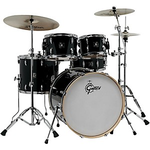 Click here to buy Gretsch Drums Energy VB 5-Piece Drum Set with Zildjian Cymbals by Gretsch Drums.