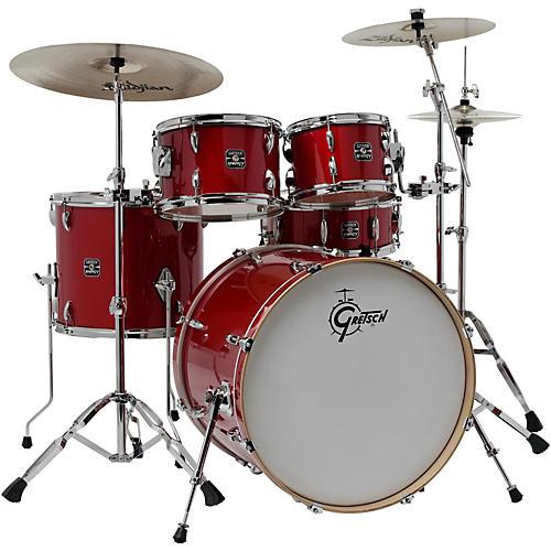 Gretsch Drums Energy VB 5-Piece Drum Set with Zildjian Cymbals-thumbnail