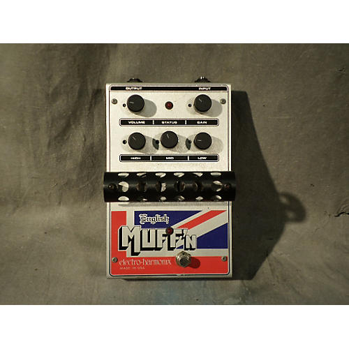 Electro-Harmonix English Muffin Overdrive Effect Pedal-thumbnail