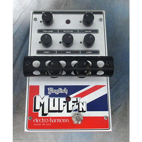 Electro-Harmonix English Muffin Overdrive Effect Pedal