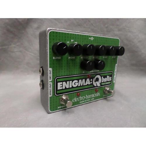 Electro-Harmonix Enigma Qballs Bass Envelope Filter Bass Effect Pedal