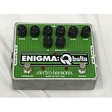 Electro-Harmonix Enigma Qballs Bass Envelope Filter Bass Effect Pedal