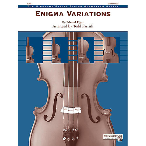 Alfred Enigma Variations 3.5