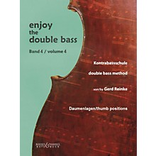 Bote & Bock Enjoy the Double Bass Series Softcover Written by Gerd Reinke
