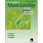 Hal Leonard Ensemble Concepts for Band - Fundamental Level Alto Sax