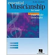 Hal Leonard Ensemble Concepts for Band - Intermediate Level Alto Sax