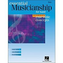 Hal Leonard Ensemble Concepts for Band - Intermediate Level Flute