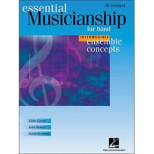 Hal Leonard Ensemble Concepts for Band - Intermediate Level Trumpet by Hal Leonard