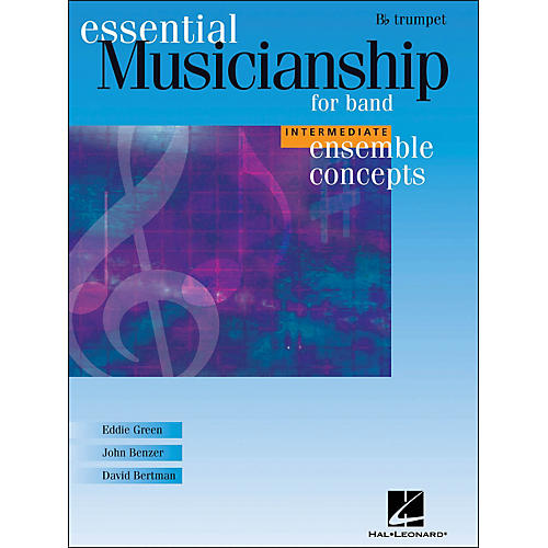 Hal Leonard Ensemble Concepts for Band - Intermediate Level Trumpet-thumbnail