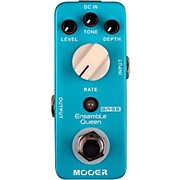 Mooer Ensemble Queen Bass Chorus Effects Pedal