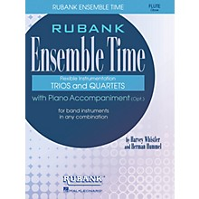 Rubank Publications Ensemble Time - B Flat Cornets (Tenor Saxophone) Ensemble Collection Series
