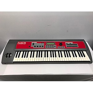 Pre-owned E-mu Ensoniq HALO 64 Voice Synthesizer by E mu