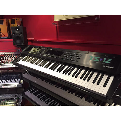 In Store Used Ensoniq TS12 Keyboard Workstation