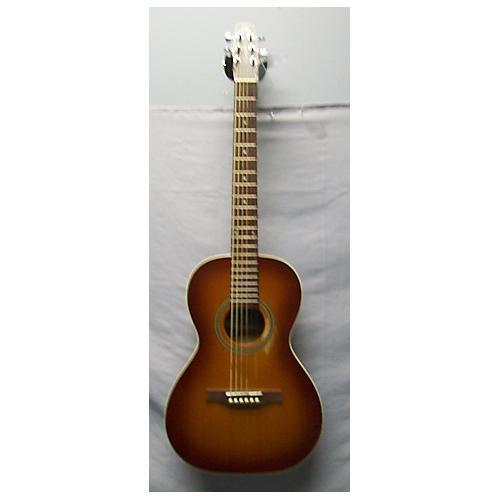 Seagull Entourage Grand Rustic Parlor Acoustic Guitar-thumbnail