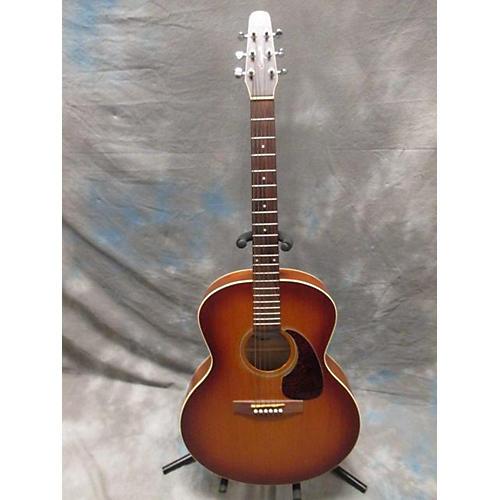 Seagull Entourage Mini Jumbo Acoustic Guitar Rustic Burst
