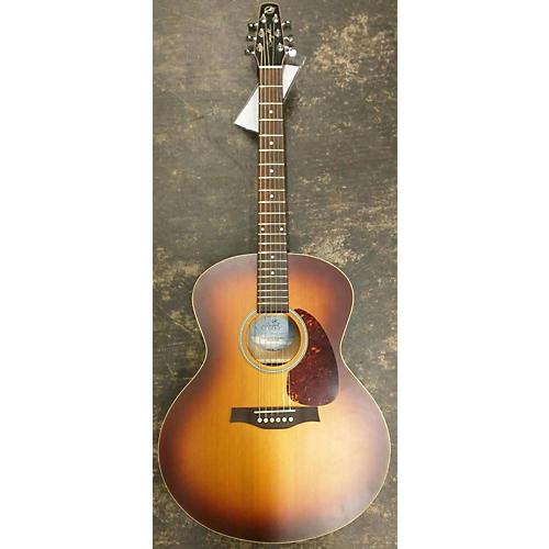 Seagull Entourage Mini Jumbo Acoustic Guitar-thumbnail