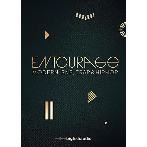 Big Fish Entourage: Modern RnB, Trap and Hip Hop