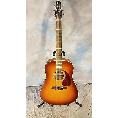 Seagull Entourage Rustic Acoustic Guitar-thumbnail