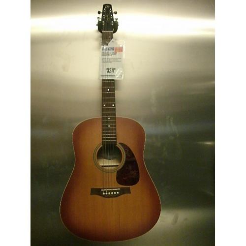 Seagull Entourage Rustic Acoustic Guitar-thumbnail