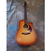 Seagull Entourage Rustic CW QI Acoustic-Electric Acoustic Electric Guitar