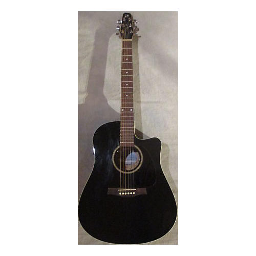 Seagull Entourage Rustic Cutaway Acoustic Electric Guitar-thumbnail