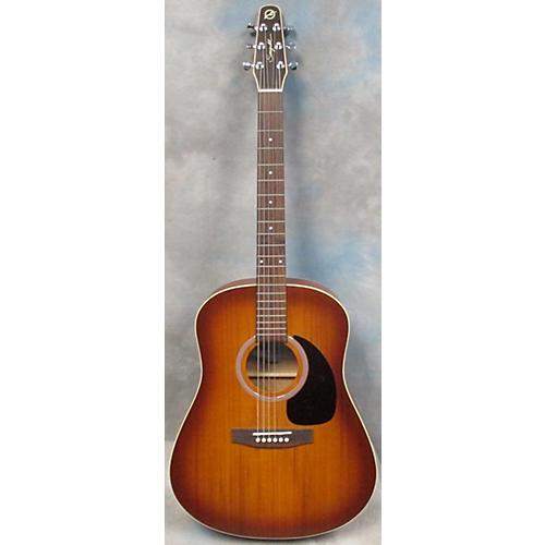 Seagull Entourage Rustic Mini Jumbo Acoustic Guitar