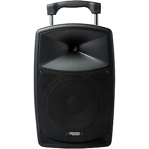 Denon Envoi Portable AC/Battery Powered PA System by Denon