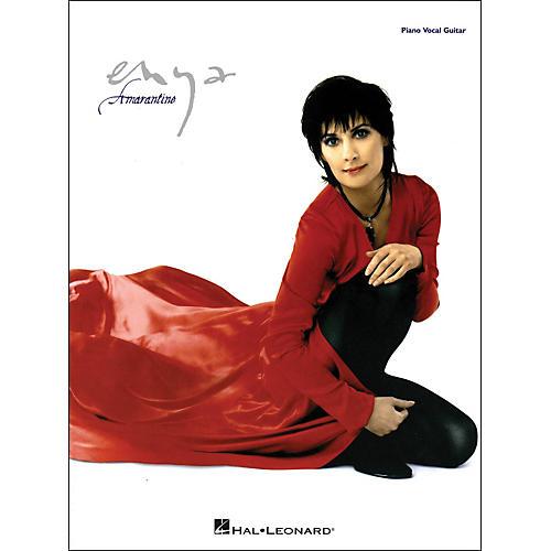 Hal Leonard Enya - Amarantine arranged for piano, vocal, and guitar (P/V/G)-thumbnail