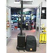 JBL Eon One W/ Roller Case And Bag Powered Speaker