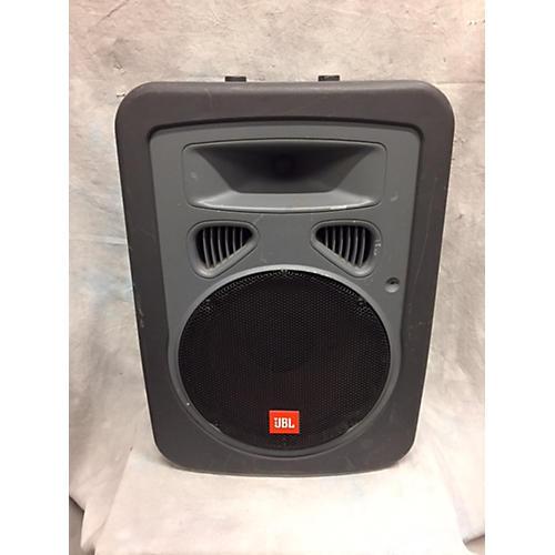 used jbl eon10 powered speaker guitar center. Black Bedroom Furniture Sets. Home Design Ideas