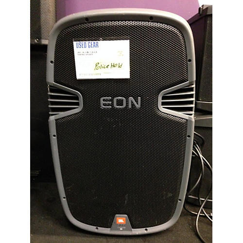 JBL Eon315 Black Powered Speaker