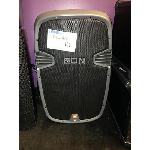 JBL Eon315 Black Powered Speaker-thumbnail