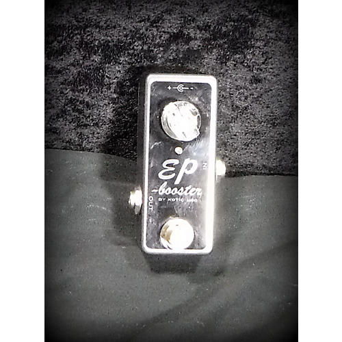 In Store Used Ep Booster Effect Pedal