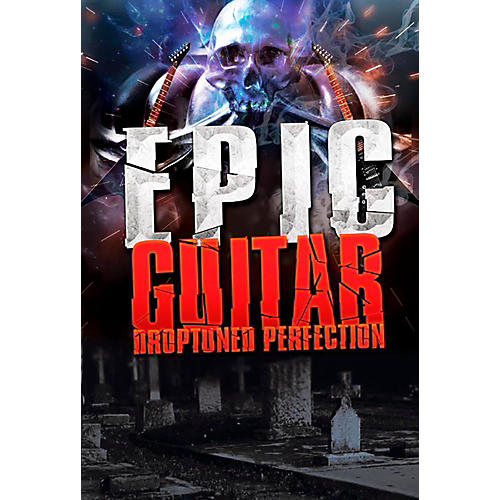8DIO Productions Epic Guitar
