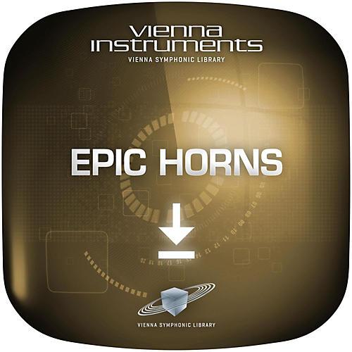 Vienna Instruments Epic Horns Full-thumbnail