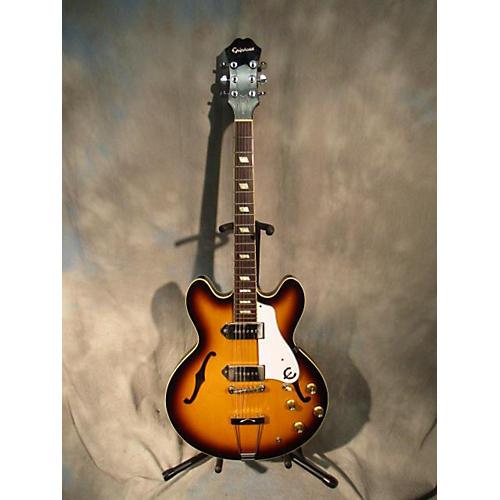 used epiphone epiphone elitist 1965 casino vs semi acoustic hollow body electric guitar guitar. Black Bedroom Furniture Sets. Home Design Ideas