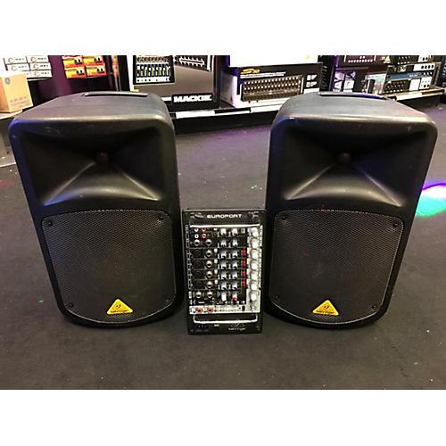 Behringer Eps500 Sound Package