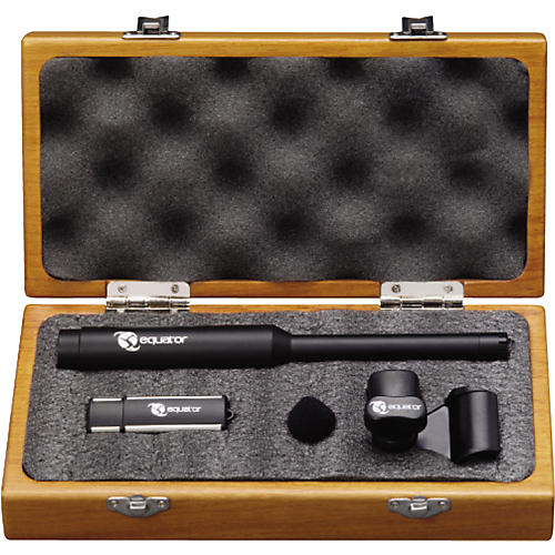 Equator Audio Research Equator Room Analysis Software with Mic Calibration Kit