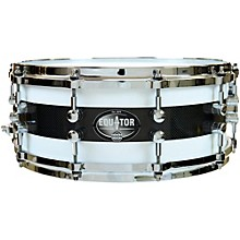 Dixon Equator Series Maple/Carbon Fiber Snare Drum