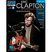 Hal Leonard Eric Clapton - From The Album Unplugged - Guitar Play-Along Volume 155 Book/CD