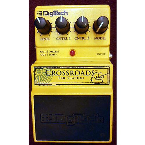 Digitech Eric Clapton Crossroads Effect Pedal