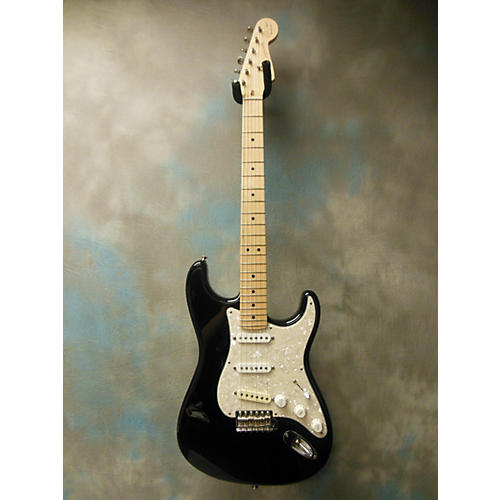 used fender eric clapton signature stratocaster black guitar center. Black Bedroom Furniture Sets. Home Design Ideas
