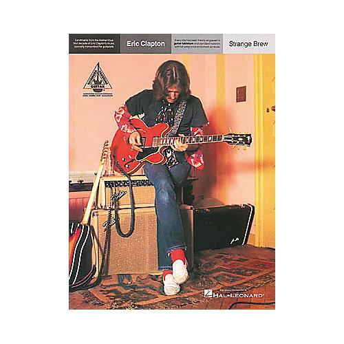 Hal Leonard Eric Clapton Strange Brew-thumbnail