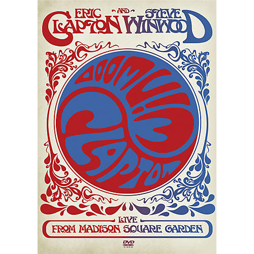 Alfred Eric Clapton and Steve Winwood - Live from Madison Square Garden (2-DVD Set)